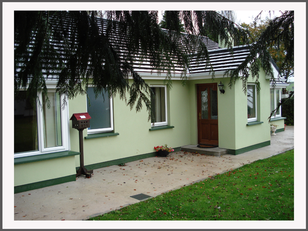 Charle bogue building contractor work done cork for Contractors needed to build a house